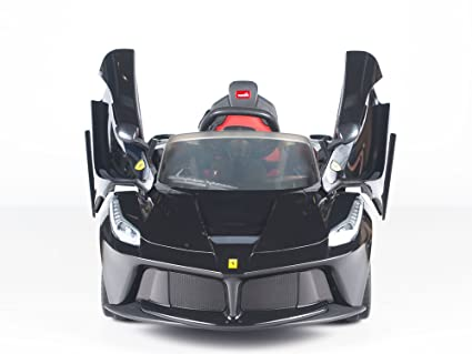 Amazon Com Newest Sport Edition Ferrari Style 12v Ride Car For Kids