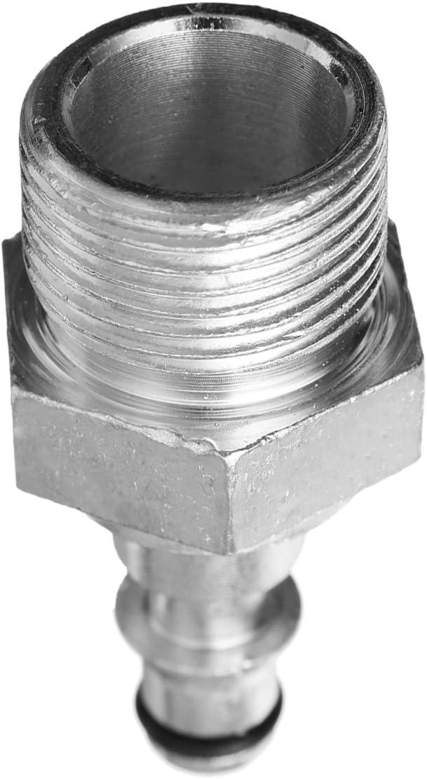 Schnellanschluss Hochdruckreiniger Pistole Schlaucharmatur auf M22 Adapter f/ür Lavor VAX