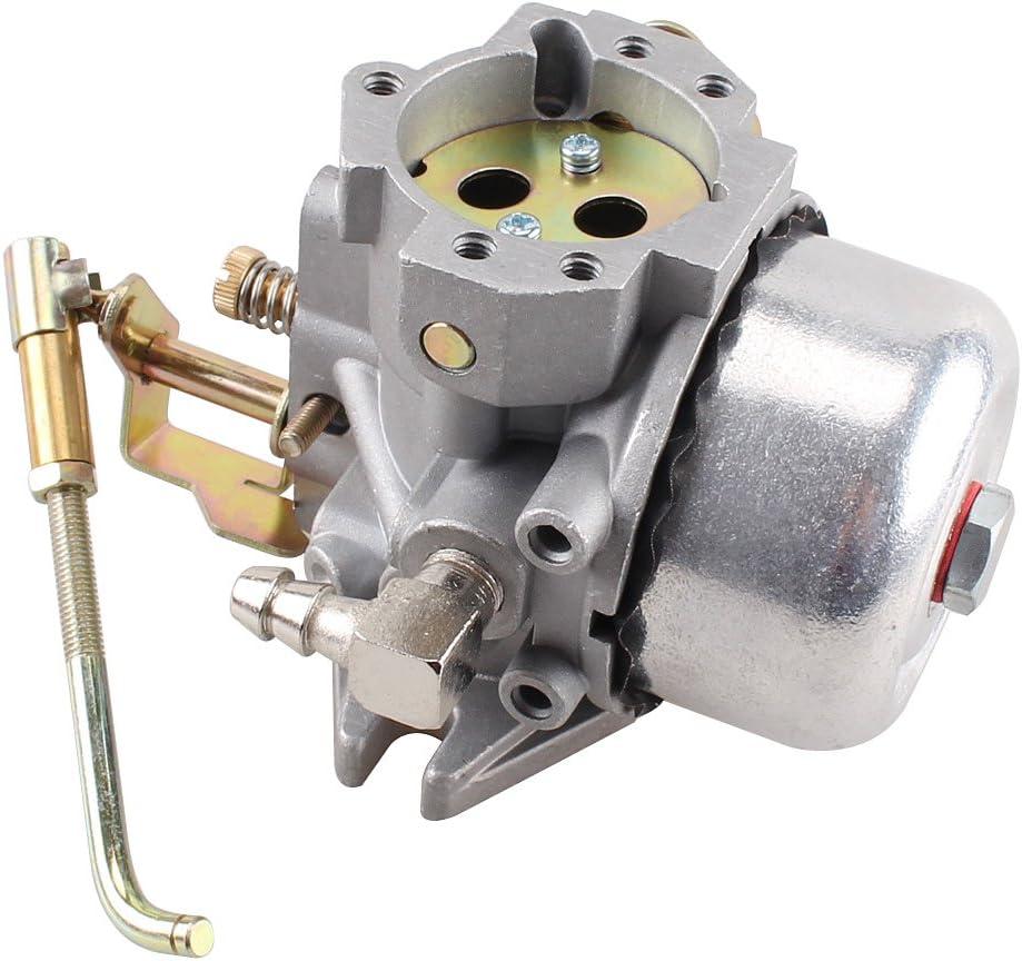 BIlinli Carburateur carburateur pour Kohler K321 K341 Fonte 14hp 16hp carburateur avec kit de Joint k241 Arbre de Starter remplacer 45853 09-S