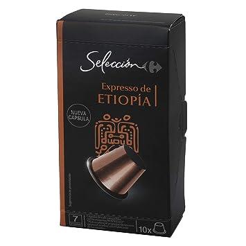 1 Pack Carrefour Coffee Pods - Etiopia Espresso Flavor ...
