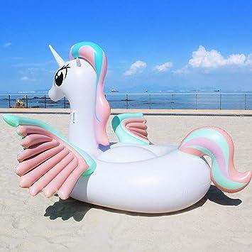 Amazon.com: Techcity - Flotador inflable gigante de ...