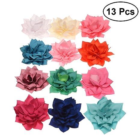 POPETPOP 13 Unids Cute Pet Dog Rose Flower Design Collar Neckties ...