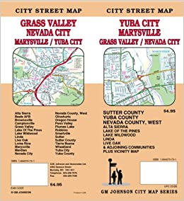Buy Marysville/Yuba City/Grass Valley/sutter, California Book Online ...