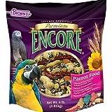 F.M. Brown Encore Parrot Food, 4-Pound