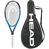 HEAD 2018 Graphene Touch PWR Instinct Tennis Racquet - STRUNG with COVER
