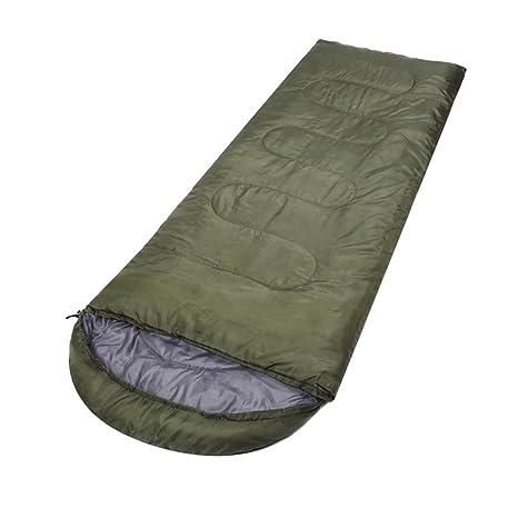 RFVBNM Primavera y otoño Solo saco de dormir Adulto saco de dormir al aire libre Ultralight