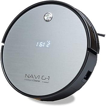 SOGO SS-16075 Robot Aspirador NAVI G-1 | Barre Aspira y Friega ...