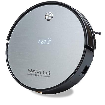 SOGO SS-16075 Robot aspirador NAVI G-1 | Barre y friega