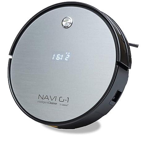 SOGO SS-16075 Robot aspirador NAVI G-1 | Barre y friega ...