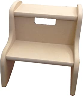 product image for Little Colorado Unfinished MDF Step Stool