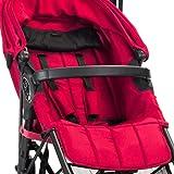 Baby Jogger City Mini Zip Stroller, Belly Bar Single, Black