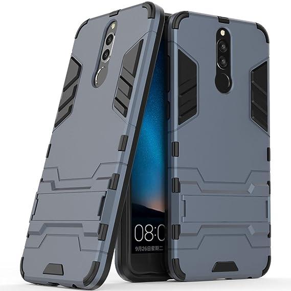 meet fa723 39479 Amazon.com: Huawei Nova 2i Case, Huawei Nova 2i Hybrid Case, Dual ...