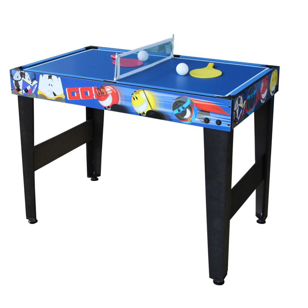 Table Multi Jeux 4 En 1 Ifoyo De 122 Cm Table De Hockey Babyfoot
