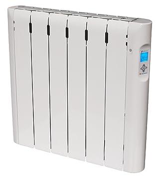 Haverland RC4ECO - Emisor térmico digital fluido con sensor de presencia, 500 W