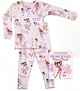 product image for Books to Bed Princess Wear Pants Pajama Set