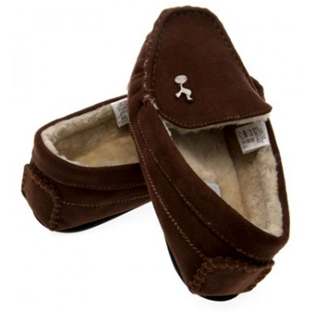 652e0a922e4 Tottenham Hotspurs Mens Moccasins Slippers Mens 11-12  Amazon.co.uk  Sports    Outdoors