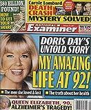 Doris Day l Carole Lombard & Clark Gable l Queen Elizabeth - February 27, 2017 National Examiner