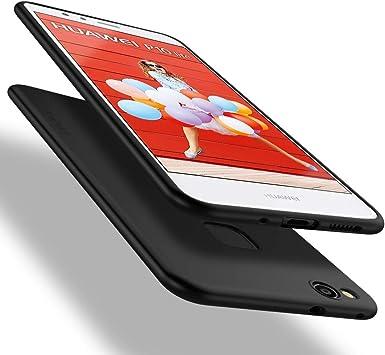 X-level Funda para Huawei P10 Lite, Carcasa para Huawei P10 Lite Suave TPU Gel Silicona Ultra Fina Anti-Arañazos y Protección a Bordes Funda Phone Case para Huawei P10 Lite: Amazon.es: Electrónica