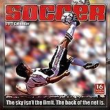Soccer: The Original Extreme Sport 2017 Wall Calendar