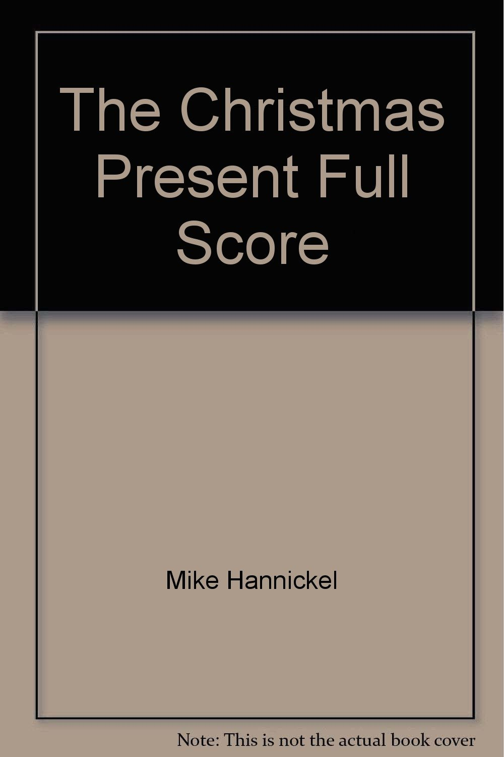 The Christmas Present Full Score PDF