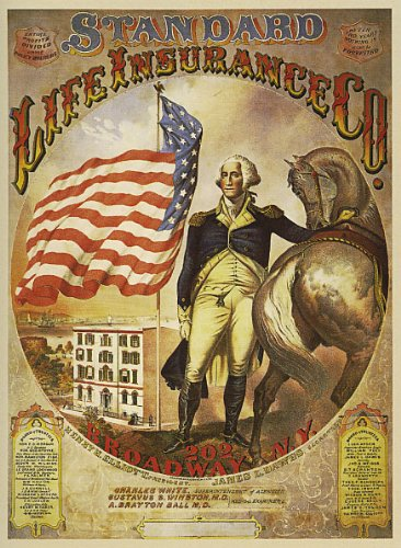 life-insurance-washington-president-broadway-new-york-small-vintage-poster-canvas-repro