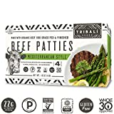 TRIBALÍ Foods, Organic Patties, 4-Pack. Frozen (16 Patties)