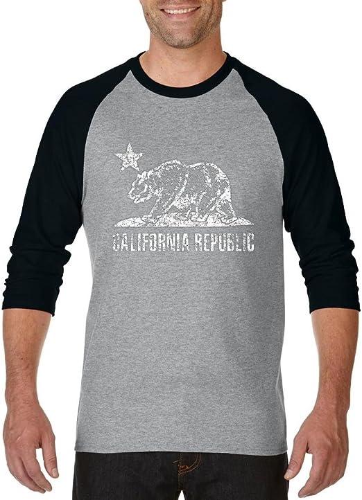 ARTIX A California Republic Vintage Men Tank Top