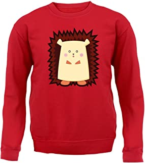 Dressdown Cute Hedgehog - Kids Sweatshirt/Sweater - 8 Colours