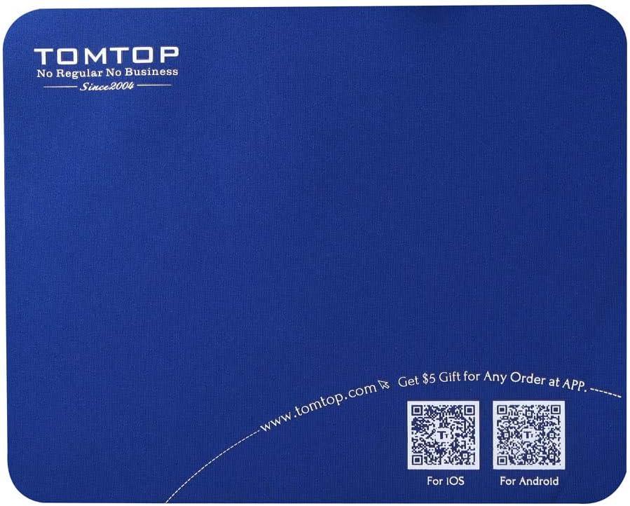 Raitron Mouse Mat 210 180mm PVC Materials Soft and Non-Slip Mat