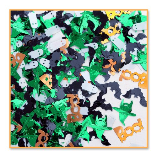 Beistle Ghouls and Goblins Confetti -