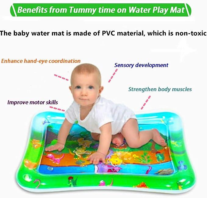 Activity Mat Tummy Time PlayMat  NapMat Set Frozen
