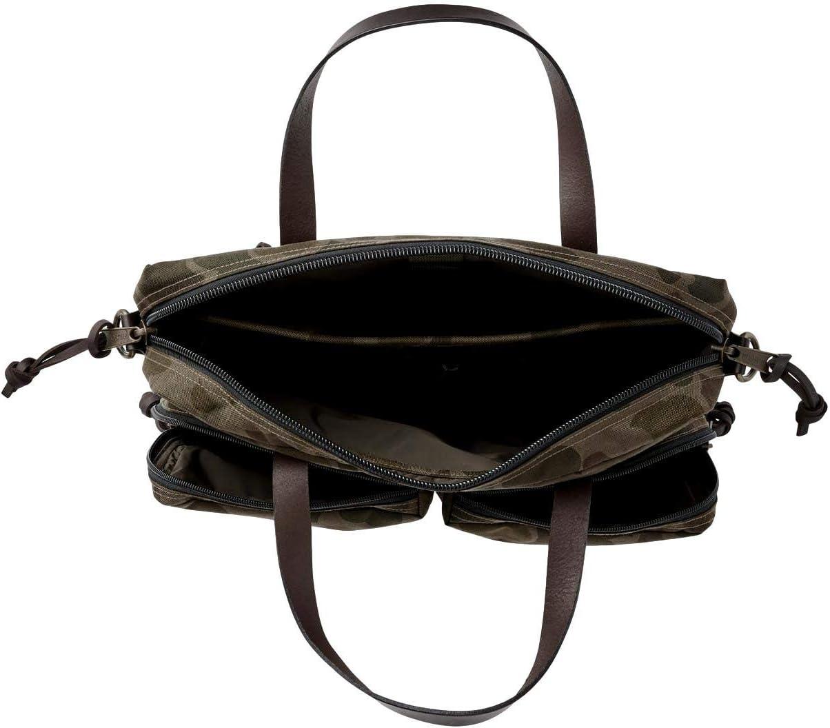 Dark Camo Shrub Filson Dryden Briefcase