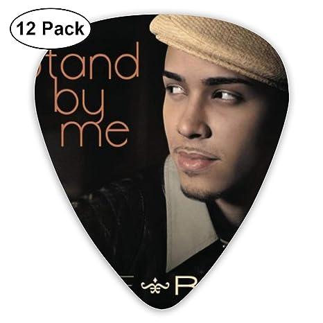 PPCCLPPO Prince Royce Púas De Guitarra Púa Para Guitarra Para ...