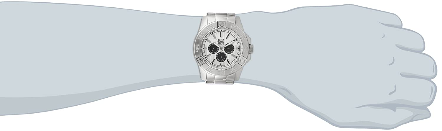 Amazon.com: Marc Ecko Mens E14512G1 The Beacon Multi-Function Watch: Watches