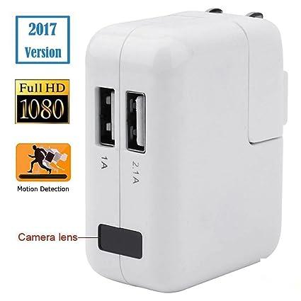 Mini cámara de vigilancia , Kiniva HD1080P ocultos cámara espía Cámara con detector de movimiento,