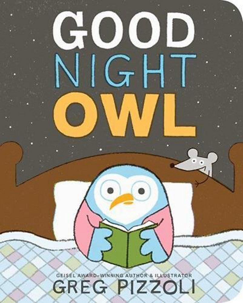 Good Night Owl pdf