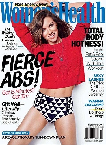 Top 4 best health magazine lauren cohan
