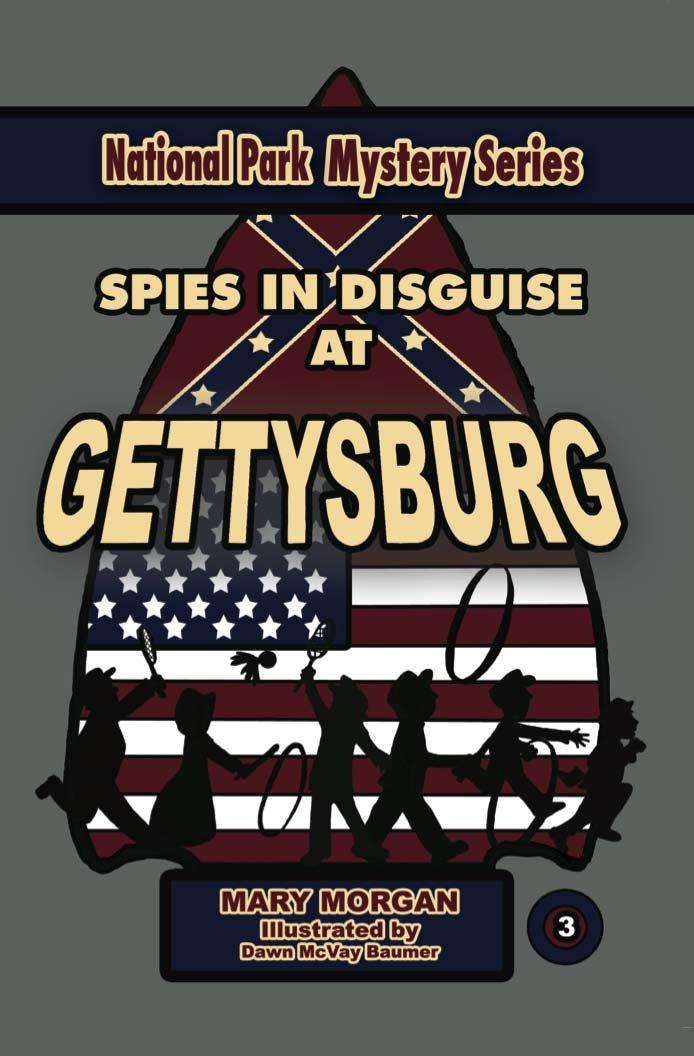 Spies in Disguise at Gettysburg pdf