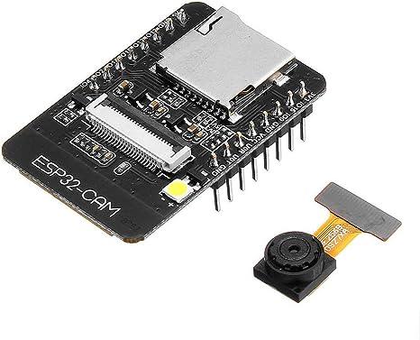 ESP32-CAM Development Board WiFi Bluetooth Module ESP32 Serial to WiFi+OV2640
