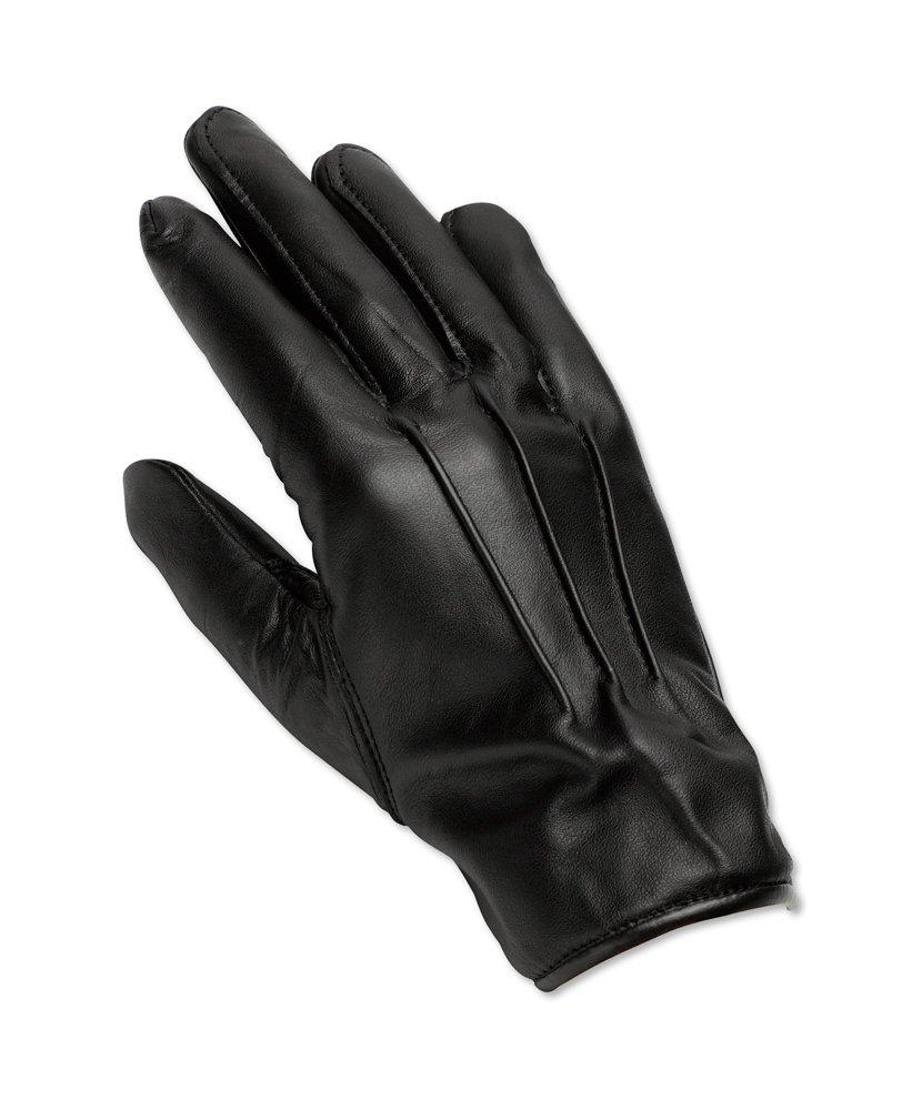 Alexandra al-lag2 –  7 serie al-lag2 guantes de piel mujer, plain, tamañ o 7, Negro tamaño 7 AL-LAG2-7