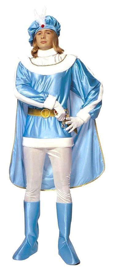 Principe Azzurro Adulto Tg Uomo Costume xl 3176pAmazon itGiochi tdQCrshxB