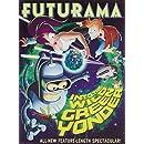 Futurama:into . Wild Green Yon