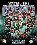Boston Celtics All Time Greats Composite Photo 8 x 10in
