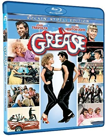 0dc5694756 Amazon.com  Grease  Blu-ray  by Warner Bros.  Movies   TV