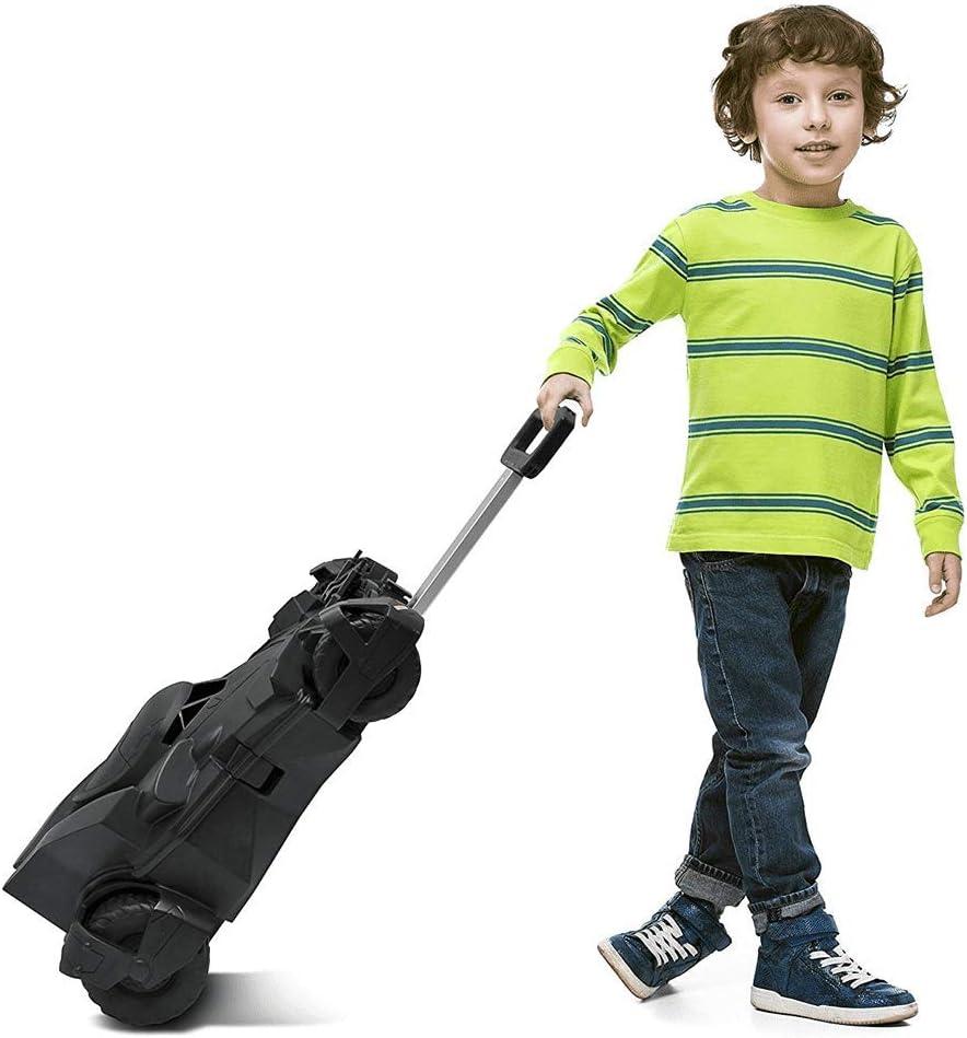 Baguette /à main pour enfant avec roulettes RIDAZ Noir