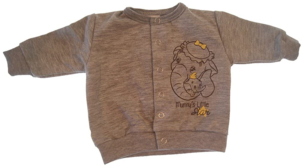 Kleines Kleid Dumbo 5-teiliges Baby Set in Grau