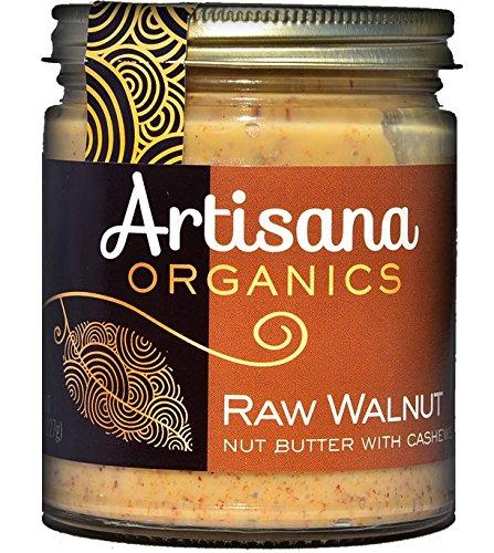 Artisana 100% Organic Raw Walnut Butter with Cashews-8