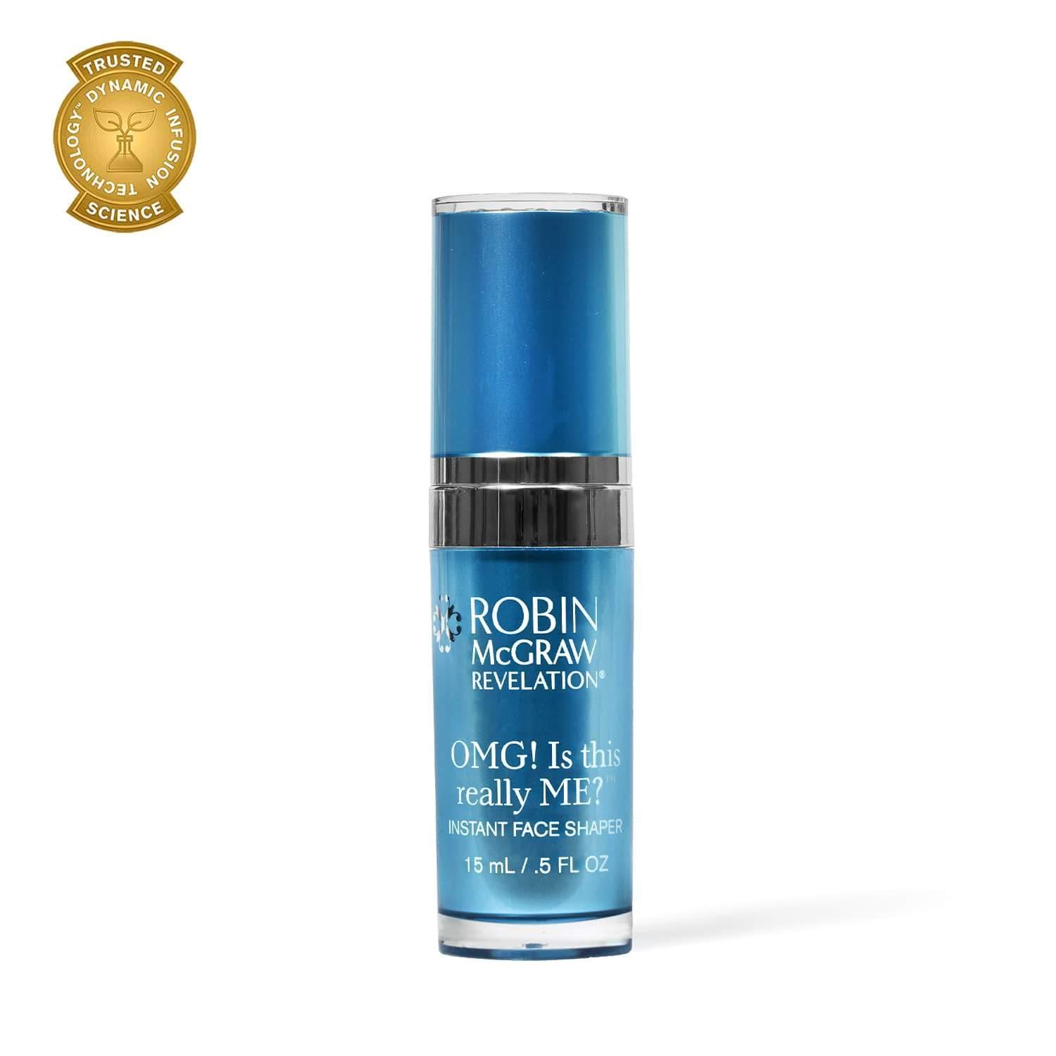 Robin McGraw Revelation OMG! is this really ME? - Instant Face Shaper, 0.5 fl. oz.