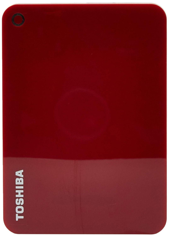 Toshiba HDTC920XK3AA Canvio Advance 2TB Portable External Hard Drive USB 3.0 Black