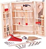 Ultrakidz Children S Workbench Made Of Solid Wood With